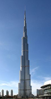 Dubai's new tallest building in the world, 