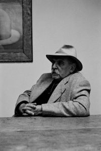 Portrait of Raimund Abraham