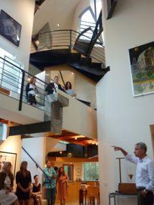 Eric Owen Moss Speaks at the Lawson-Westen House