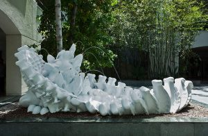 Fountain, 2010, by Greg Lynn, photo by  Brian Forrest