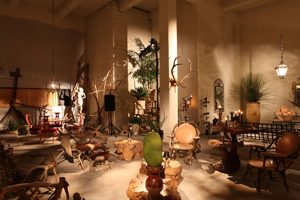 Lazy Hazy, a wondrous installation in Joel Chen's loft