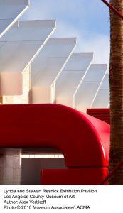 Resnick pavilion vertical image