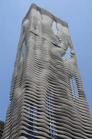 Aqua Tower by Jeanne Gang