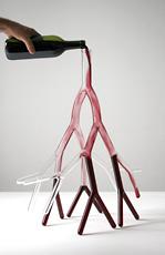 Carafe No. 5, designed by Etienne Meneau, 2008
