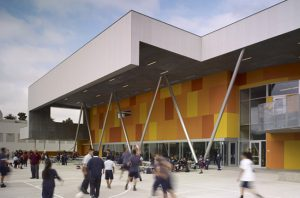 St. Thomas the Apostle School, designed by Griffin Enright Architects