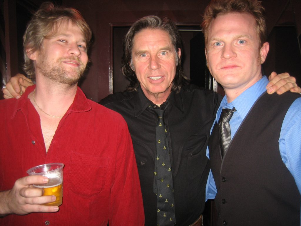 Todd Lowe, John Doe, Jace Everett