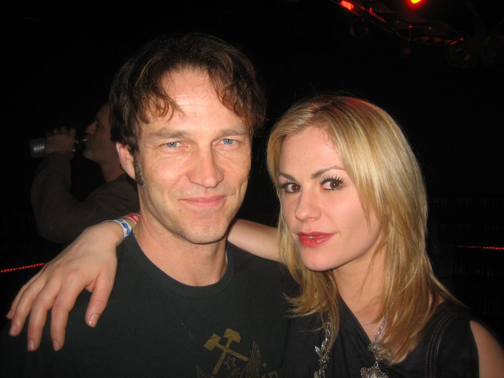 Bill and Sooki (Anna Paquin and Stephen Moyer)