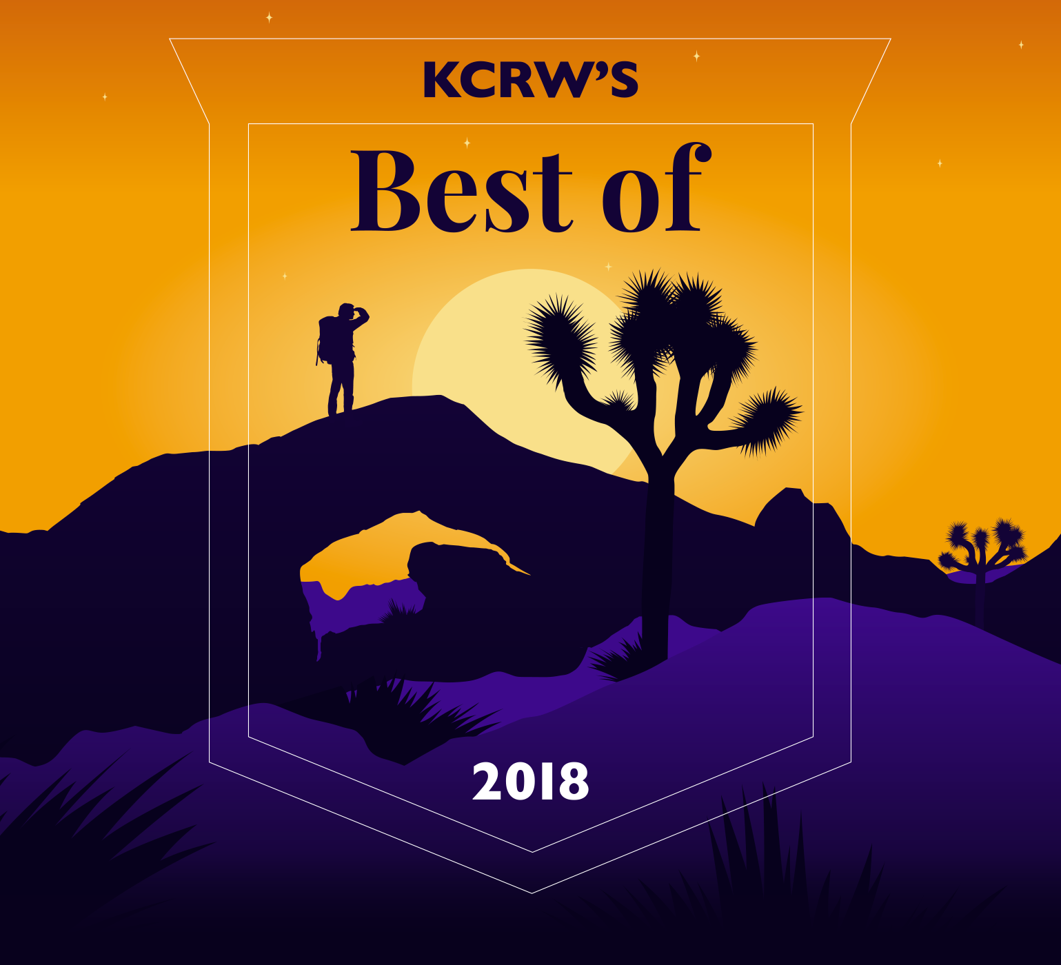 KCRW's Best of 2018