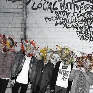 Local Natives debut album Gorilla Manor
